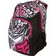 Black/White Dirt Vixen Backpack - 01627