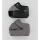 Black/Gray Cheek Pad Set for HJC Helmets