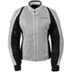 Womens Black/Silver Breeze 3.0 Jacket