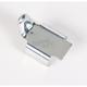 Silver L Wear Clip - 0415010