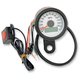 1.87 Inch Programmable Mini Electronic Speedometer With Odometer/Trip Meter - 2210-0260