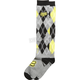 Womens Heather Graphite Absent Knee High Socks - 02145-185