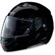 Black N90 N-Com Modular Helmet