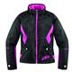 Womens Black/Pink Gem 4 Jacket