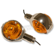 Bar End Deco Turn Signals - 60-14560