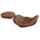 Brown Wide Tripper Solo Seat - 76702