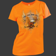 Womens Up Wing Eagle T-Shirt