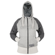 Womens Grey American Beauty Armored Hoody