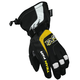 Black/Yellow Cold Cross Gloves