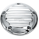 Chrome 5-Bolt Nostalgia Points Cover - 0177-2013-CH