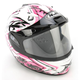 White/Pink/Black IS-16 SN Othos Helmet