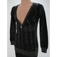Womens Black Spring Street Cardigan