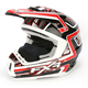 Red/Black Torque Helmet