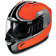 Alliance Hi-Viz Orange Helmet