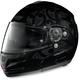 Metallic Black N103 N-Com Shade Modular Helmet