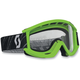 Green Recoil Goggles - 217796-0006041