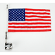 Flag, Pole and Holder - 4255