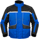 Blue/Black Cascade Jacket