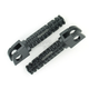 Black SBK Pegs for OEM Mounts - 05-01202-22