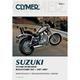 Suzuki Repair Manual - M482-3