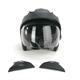 Matte Black Mag-9 Helmet