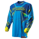 Youth Blue/Yellow Element Racewear Jersey