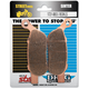 Rear Street Excel Brake Pads - 854HLS