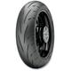 Rear Sportmax Q2 160/60ZR-17 Blackwall Tire - 31SM51