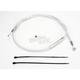 Custom Sterling Chromite II Designer Series Standard Length High Efficiency Clutch Cables - 32124HE