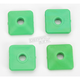 Air Lite Square Green Backer Plates for 5/16 in. Studs - 202SG-24