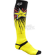 Red/Yellow FRI Thick Rockstar Socks