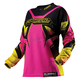 Womens Black/Pink Element Racewear Jersey