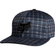 Black Gamma Flex-Fit Hat