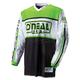 Black/Green Ultra-Lite LE 83 Jersey