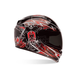 Red Vortex Siege Helmet - Convertible To Snow