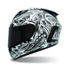 Star Cerwinske Carbon Artists Series Helmet - Convertible To Snow