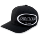 Black Vantage Hat