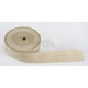 Natural 2 in. x 100 ft. Exhaust Pipe Wrap - CPP/9043-100
