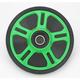 Lime Idler Wheel w/Bearing - 4702-0060