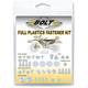 Plastics Fastener Kit - KTM0407EXC
