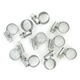 8-16mm Stainless Steel Hose Clamp Set - W386