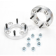 Front/Rear Wide Trac 1 in. ATV Wheels Spacers - WT4/115-1