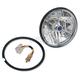 7 in. Diamond-Cut Trillient Headlight w/Blue Dot - T70300