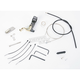 Goldfinger Left Hand Throttle Kit for Ski-Doo - 007-1023G