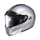 Silver/Silver Raptor IS-MaxSN BT Modular Raptor Helmet