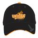 Black Stud Patch Hat - 502-PATCH
