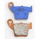 M1 Sintered Metal Brake Pads - 1721-0081