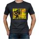 Charcoal/Yellow FTA Rider T-Shirt