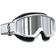 Tyrant Snowcross Goggles w/ Thermal Silver Chrome Lens - 227389-0002015
