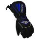 Black/Blue Fuel Gloves